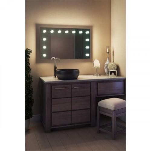 Гримерное зеркало для ванной комнаты 80х130